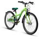 s'cool XXlite 24 3-S - Vélo enfant - steel vert
